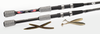CRT Kayak Spinning Rods