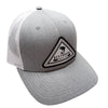 Light Gray/White Hat