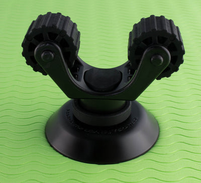 SUP Leash Plug Adapter with RotoGrip™ Paddle Holder