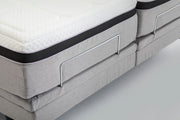 Powers Bedding 12.5'' Premium Gel Foam Mattress ( with adjustable frame)