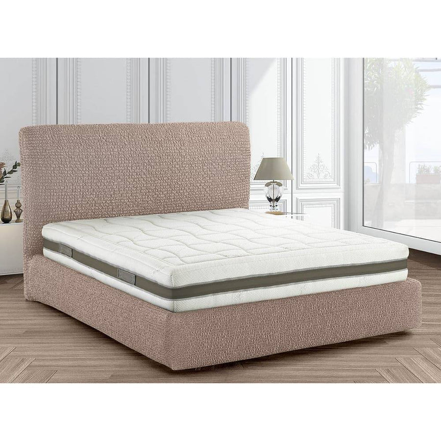 Bed Headboard & Frame Cover, Microfibra Collection