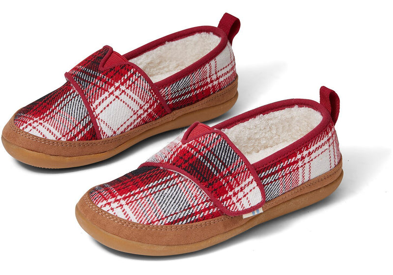 TOM'S, INCA, SLIPPERS, PANTOUFFLES, ENFANT, YOUTH, JUNIOR, FILLE, GARÇON, BOYS, GIRLS. IDÉES CADEAUX, CHRISTMAS, NOËL, SLIPPERS, DM2 SHOP, MAHEU GO SPORT