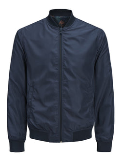JACK AND JONES, BOMBER JACKET, REVERSIBLE, 12147396, MAHEU GO SPORT