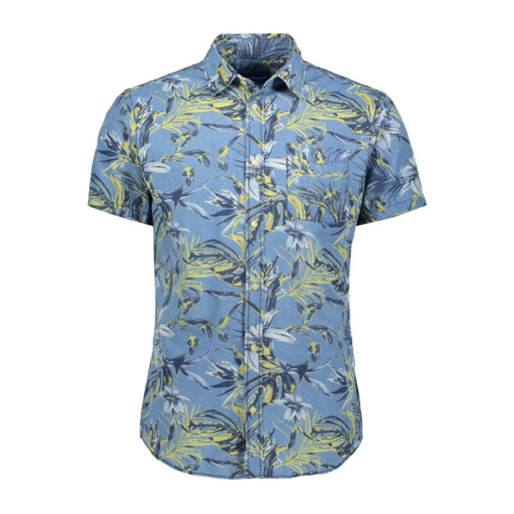 jack & jones, CHEMISE, POOL PARTY SHIRT, HAWAII, HOMME, MEN MAHEU GO SPORT