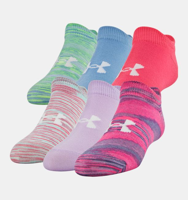 CHAUSSETTE, BAS SPORT, ENFANT, FILLE, UNDER ARMOUR, 1332984, MAHEU GO SPORT