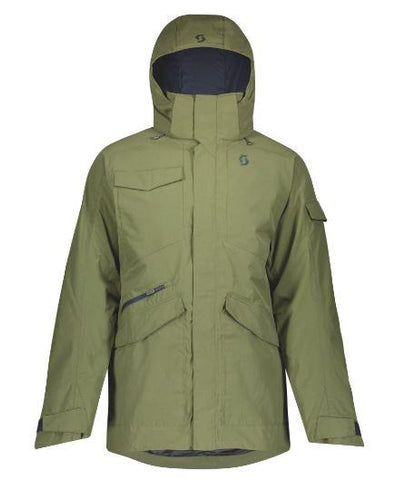 SCOTT // MANTEAU ULTIMATE DRYO SCOTT GREEN MOSS MAHEU GO SPORT