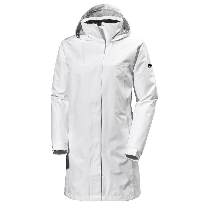 IMPERMÉABLE, MANTEAU, VILLE, FEMME, HELLY HANSEN, MAHEU GO SPORT, ADEN LONG, WINDBREAKER