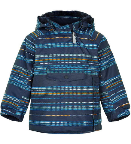 COLOR KIDS, SNOWSUIT, 740005, BLUE, MAHEU GO SPORT