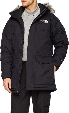 THE NORTH FACE // MANTEAU HIVER CHAUD MCMURDO HOMME
