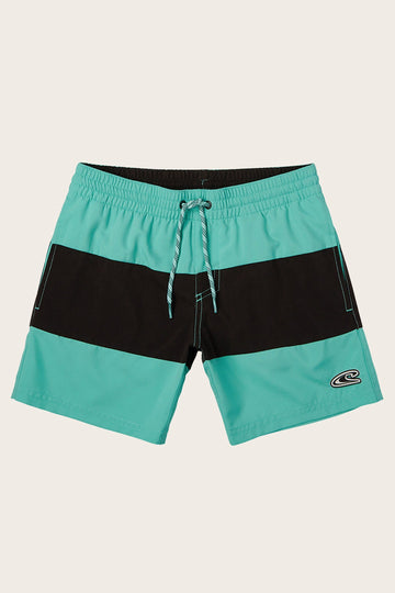 BLOCK SHORTS,  BOARDSHORT, GARCON, JUNIOR,BAS, O'NEILL, MAHEU GO SPORT, VOLLEY SHORT