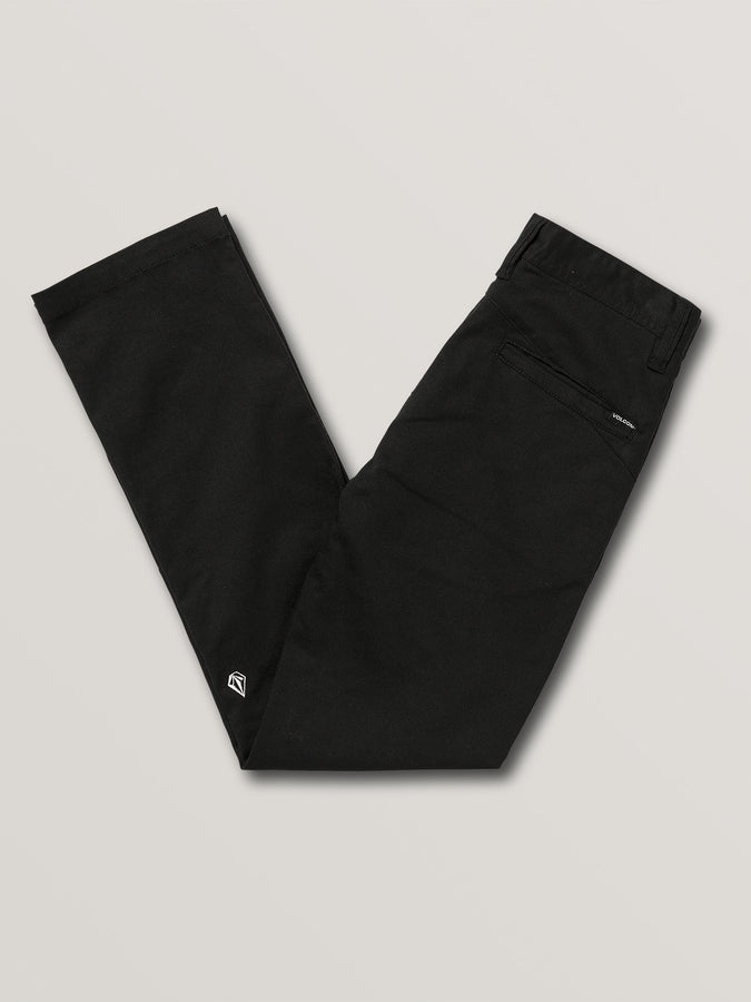 VOLCOM // PANTALON CHINO JUNIOR (  2 couleurs )