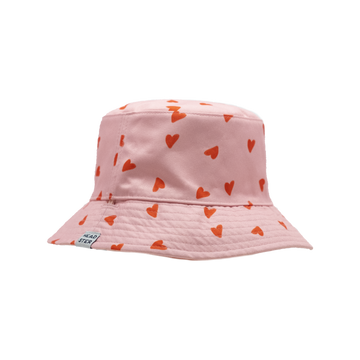 LOV BUCKET HAT, CHAPEAU, FILLE, ENFANT, HEADSTER KIDS, DM2 SHOP, MAHEU GO SPORT