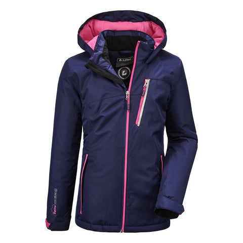 KILLTEC // MANTEAU SKI LYNGE FILLE ( 3 couleurs )