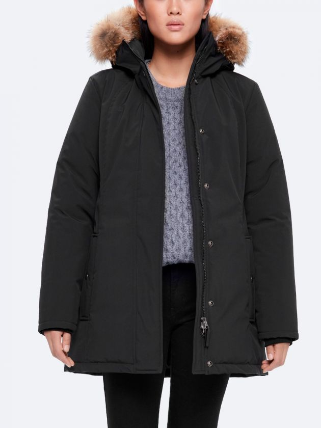 kanuk, manteau FEMME, mont-royal, made in canada, maheu go sport