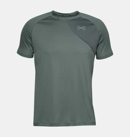 HAUT, CHANDAIL, SS, HOMME, UNDER, QUALIFIER ISO-CHILL , UNDER ARMOUR, MAHEU GO SPORT, 1353467, T-SHIRT
