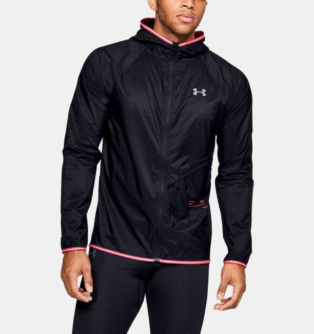UNDER ARMOUR, JACKET, ENTRAINEMENT, TRAINING, QUALIFIER STORM, MAHEU GO SPORT, HOMME