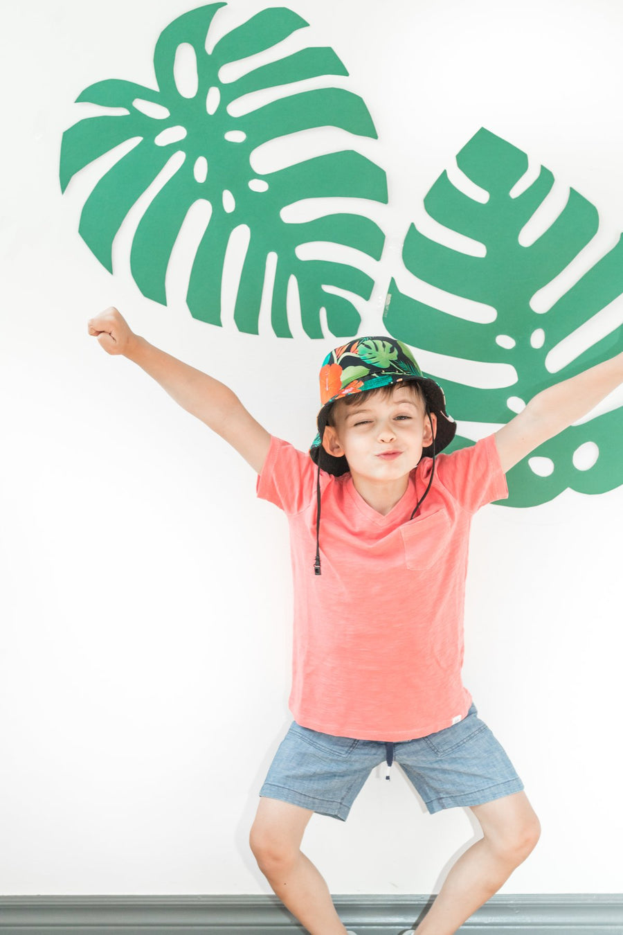 HEADSTER KIDS // CHAPEAU WILD BUCKET ( FILLE & GARCON )