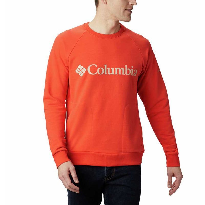 COLUMBIA // CHANDAIL COL ROND LODGE, HOMME