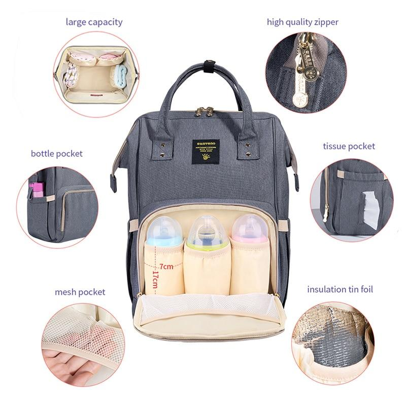 If you could design the perfect diaper bag, what would it have to have?