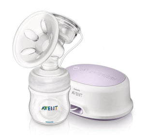 How electric breast pump works
