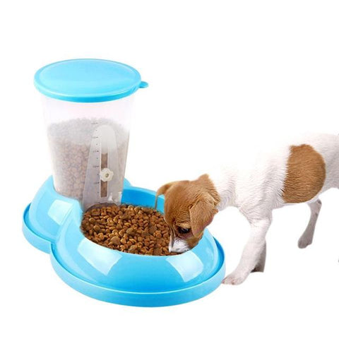 Automatic feeder to help you!