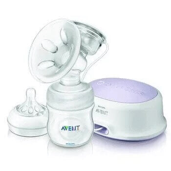 Unilateral- breast- pump