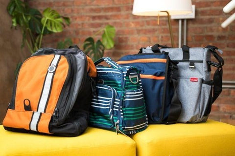 How to choose a diaper bag, you need to pay attention to these three points