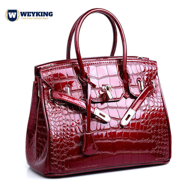 WEYKING New Arrival Fashion Luxury Women Handbag PU Leather Shoulder Bags Lady Large Capacity Crossbody Hand Bag - Active Noise Cancelling Headphones Bluetooth Headphones with Mic Deep Bass Wireless Headphones Over Ear, Comfortable Cortex Earpads, 20H Playtime for Travel Work TV PC Cellphone
