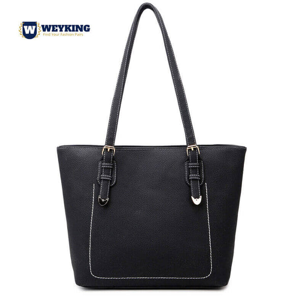 Weyking 2019 Simple Bag Handbag New Handbag Female Large Bag Large Capacity Shoulder Bag Net Hot High-end Tote Bag - Active Noise Cancelling Headphones Bluetooth Headphones with Mic Deep Bass Wireless Headphones Over Ear, Comfortable Cortex Earpads, 20H Playtime for Travel Work TV PC Cellphone