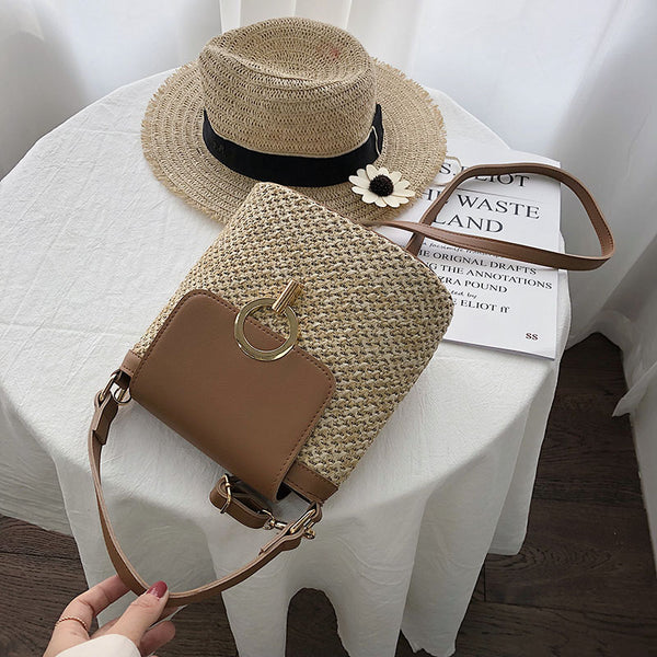 Summer Crossbody Bags Lady Travel Purses and Handbags Female Shoulder Messenger Bag