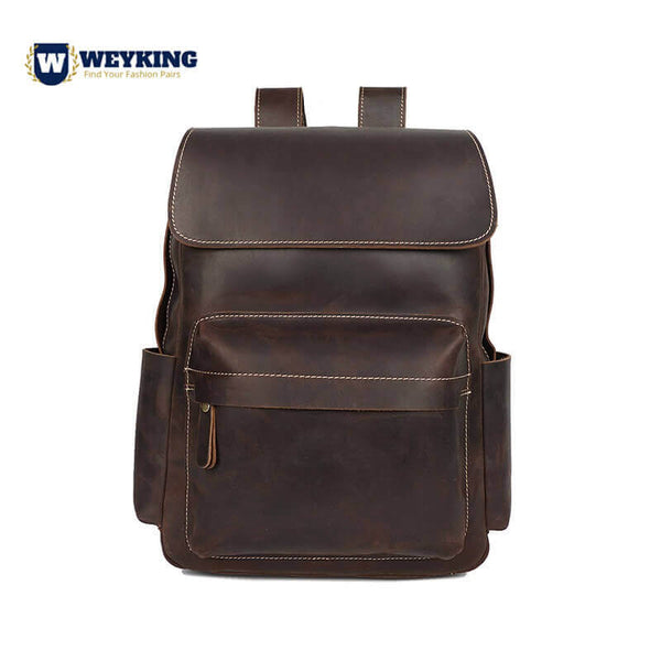 Laptop backpack, Mens backpack, Leather backpack, Roll top backpack, Personalized gift, Full grain leather bag, Carry on baggage, Travel backpack - Active Noise Cancelling Headphones Bluetooth Headphones with Mic Deep Bass Wireless Headphones Over Ear, Comfortable Cortex Earpads, 20H Playtime for Travel Work TV PC Cellphone