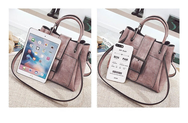 WEYKING Bags For Women 2019 New Fashion PU Leather Handbags Crossbody Bag For Women Vintage Bucket Shoulder Bag Ladies Handbag - Active Noise Cancelling Headphones Bluetooth Headphones with Mic Deep Bass Wireless Headphones Over Ear, Comfortable Cortex Earpads, 20H Playtime for Travel Work TV PC Cellphone