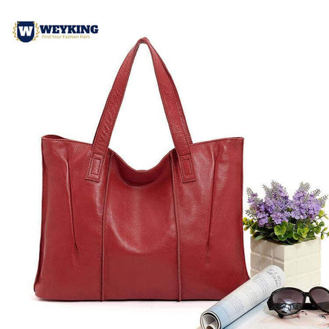 Leather Bag, Leather Tote Bag, Leather Shoulder Bag, Leather Handbag, Red Shoulder Bag - Active Noise Cancelling Headphones Bluetooth Headphones with Mic Deep Bass Wireless Headphones Over Ear, Comfortable Cortex Earpads, 20H Playtime for Travel Work TV PC Cellphone