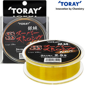 Torrey Super Strong Neo Sea Fishing Line 150M