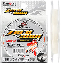 Load image into Gallery viewer, [Kazemaru] - Zero Furoro Carbon Fishing Line 50M