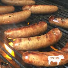 Load image into Gallery viewer, Tailgate Box - Burgers, Brats & Summer Sausage