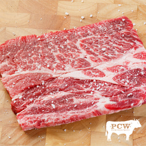 Chuck Steaks (pkg of 2) - Fullblood Wagyu Beef