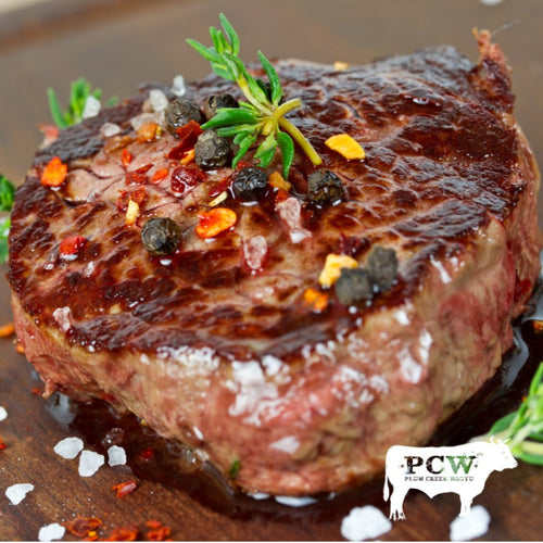 Filet Mignon (pkg of 2) - Fullblood Wagyu Beef