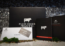 "Load image into Gallery viewer, ""Rib Boss"" Wagyu Gift Box"