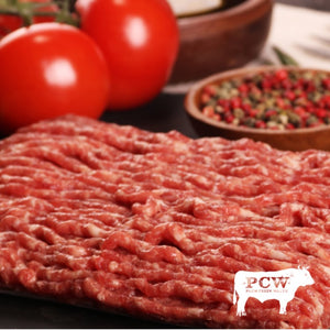 Ground Burger (1 lb) - Fullblood Wagyu Beef