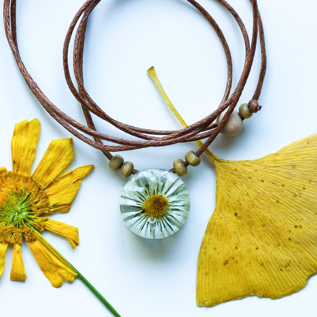 The Curated Parcel Nature Necklaces