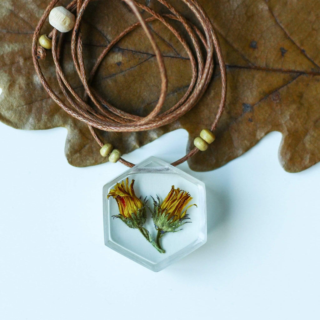 The Curated Parcel Nature Necklaces I