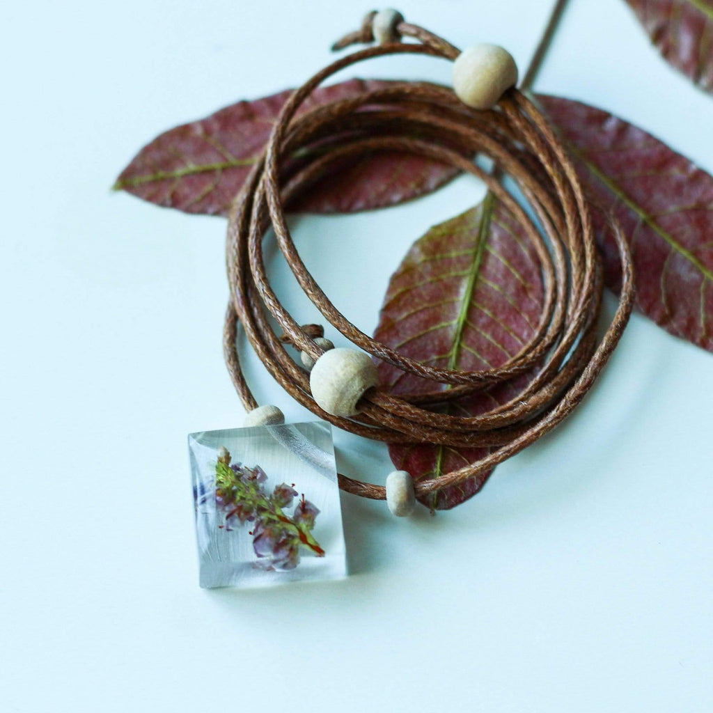 The Curated Parcel Nature Necklaces L