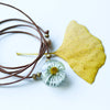 The Curated Parcel Nature Necklaces R