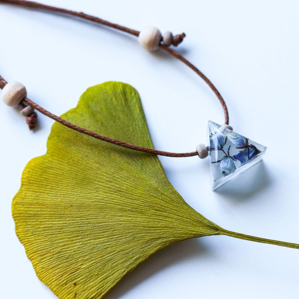 The Curated Parcel Nature Necklaces S