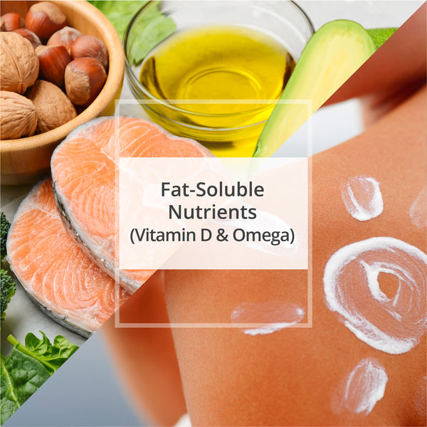 Fat-Soluble Nutrients (Vitamin D & Omega Fatty Acids) (NEW)