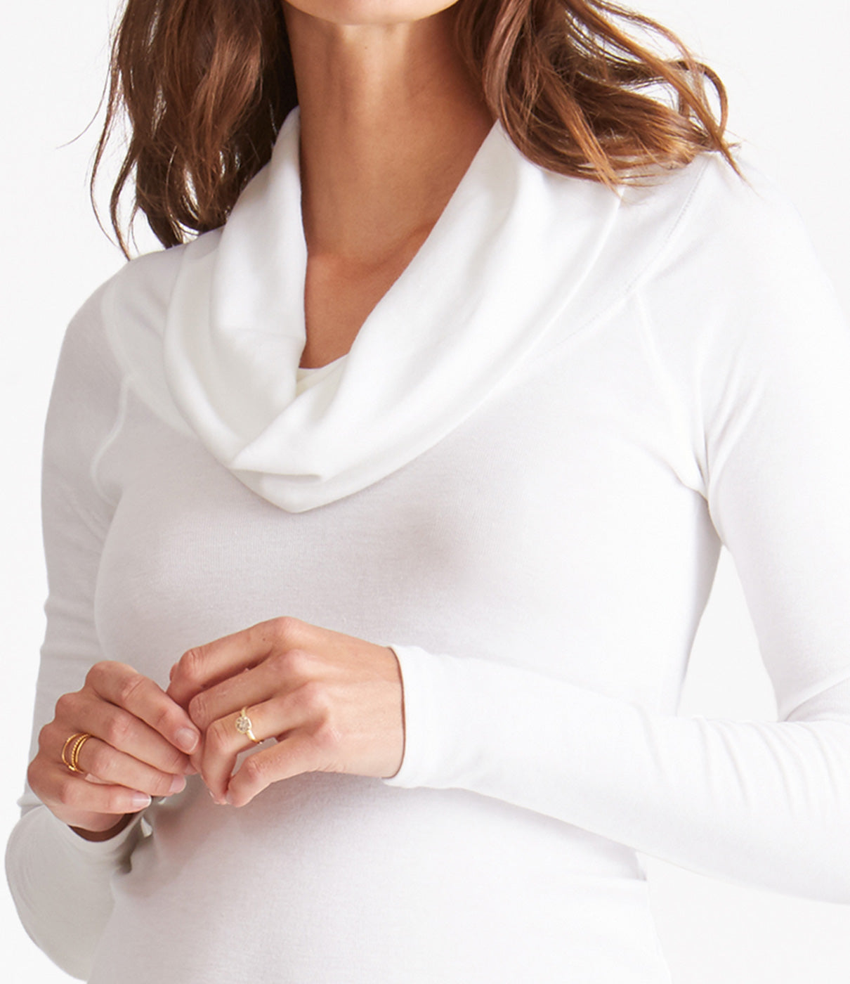 What It's Made OfButtery soft supima cotton and micromodal blend for maximum comfort.