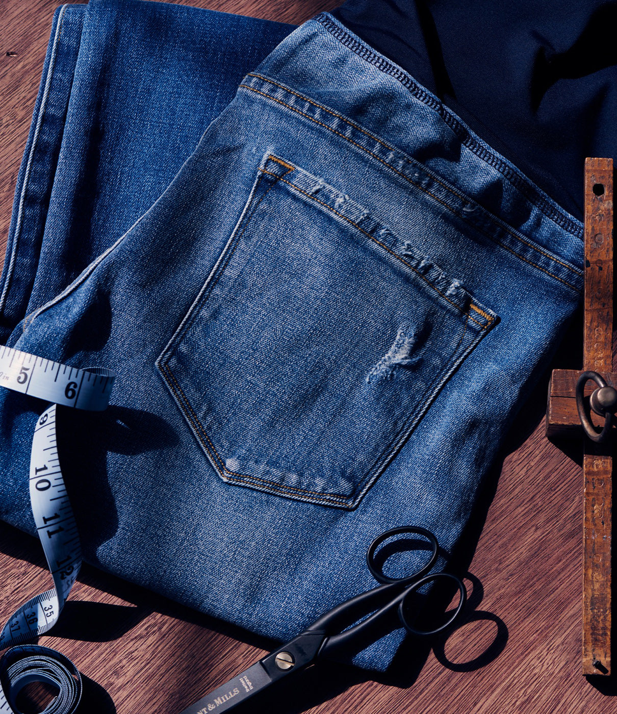 LEARN MORESee our denim story