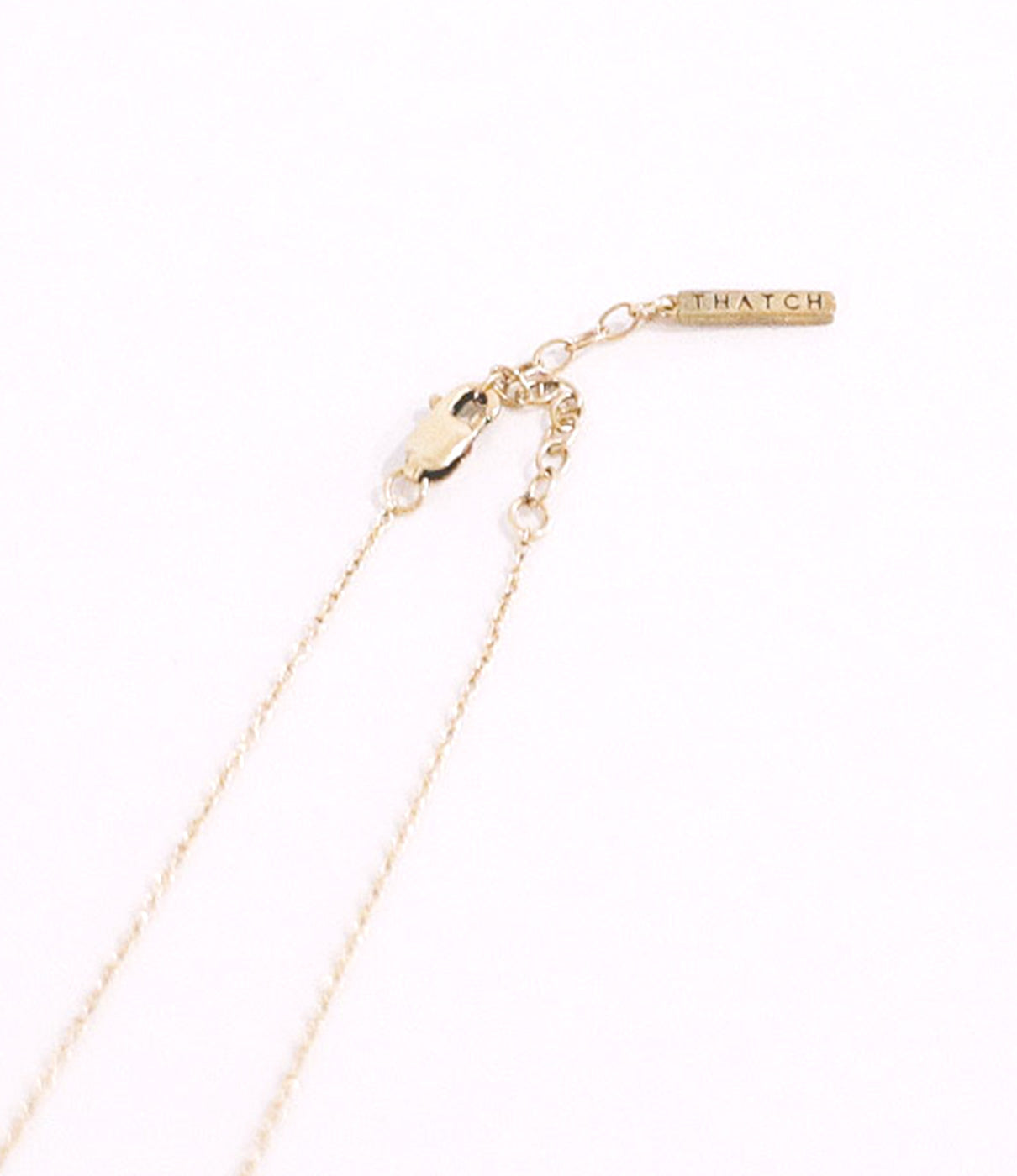 "In the DetailsNecklace features a 1"" extender so necklace can get a little longer if desired."