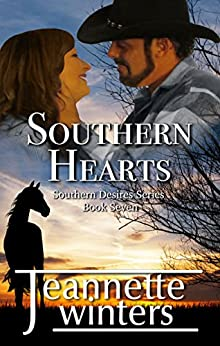Southern Hearts Southern Desires Series Book Seven Autographed by Jeannette Winters 2018